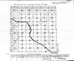 Iowa land survey map of t087n, r002e