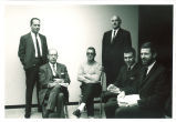 English department faculty, The University of Iowa, 1960s