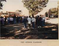Outdoor Classroom - 1987.