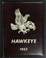 1953 Ankeny High School Yearbook