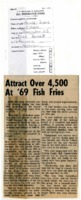 1969 Fish Fries