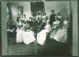 Nursing class, The University of Iowa, 1900s
