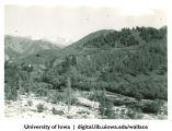 Mountains, China, 1944