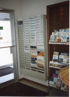 Literature Rack Purchased by NRCS and the District