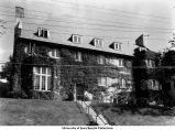 Beta Theta Pi fraternity house, Iowa City, Iowa, between 1930 and 1980
