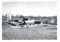 Jepsen farmstead improvements, 1966