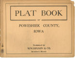 Plat book of Poweshiek County, Iowa
