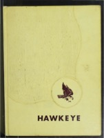 1956 Ankeny High School Yearbook