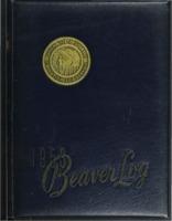 1953 Buena Vista University Yearbook