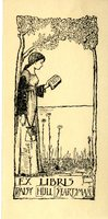 Daisy Hull Startsman Bookplate