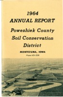 1964 Poweshiek County Soil and Water Conservation District Annual Report