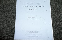 Conservation Plan for Gerald A. Conley.
