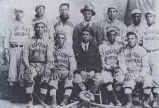 Buxton Wonders Baseball Team, circa 1900; Mahaska County; Iowa