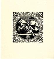 Mary Jenifer Clarke Bookplate
