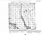 Iowa land survey map of t097n, r033w