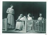 Scene in Van Druten's I Remember Mama, The University of Iowa, June 1946