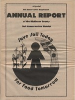 Dickinson County Soil Conservation District Annual Report - 1978-79.