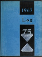 1967 Buena Vista University Yearbook