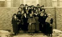 0103.  Des Moines Women's Club Minutes, 1899-1904