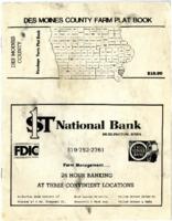 1982 - Des Moines County Farm Plat Book