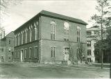 Old North Hall on Pentacrest, The University of Iowa, 1920