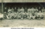 Iowa freshmen baseball team, The University of Iowa, 1925