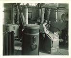 Engineering laboratory, The University of Iowa, 1939