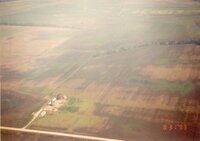 1993 Aerial views of farmland