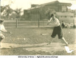 Softball players, The University of Iowa, 1928