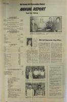 Annual Report, 1985