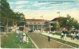 Women and children's building, Iowa State Fair, Des Moines, Iowa, 1910s