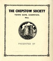 The Chepstow Society Bookplate