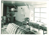 Studying in married student housing, the University of Iowa, fall 1948