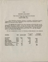 West Pottawattamie County Soil Conservation District Annual Report - 1956