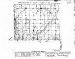 Iowa land survey map of t067n, r032w