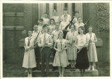 All-State woodwind players, The University of Iowa, 1930