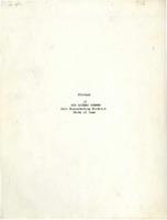1946 - Program of Des Moines County Soil Conservation Service