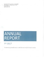 Annual Report Fiscal Year, 2017