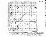 Iowa land survey map of t092n, r026w
