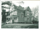 Shambaugh House, The University of Iowa, May 1958