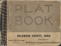 Plat book of Delaware County.