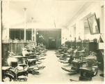 Laboratory in Old Dental Building, The University of Iowa, 1911