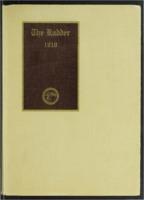 1910 Buena Vista University Yearbook