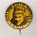 Homecoming badge, October 21, 1933