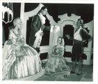 Chamber scene from unidentified opera, The University of Iowa, 1950s