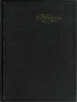 1919 Buena Vista University Yearbook