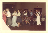 Dancing at Highland Arts and Tartan Ball, The University of Iowa, 1978