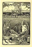Charles Midlo Bookplate