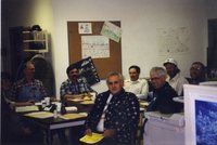 Jackson SWCD commissioners, 1999