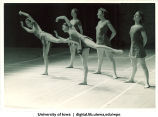 Dancers, The University of Iowa, 1937